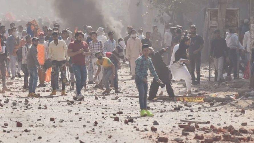 delhi court slams delhi police over delhi riots - Satya Hindi