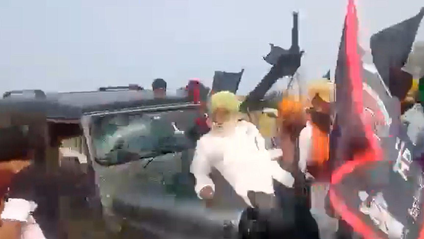 farmers to protest lakhimpur kheri incident- rail roko and mahapanchayat - Satya Hindi