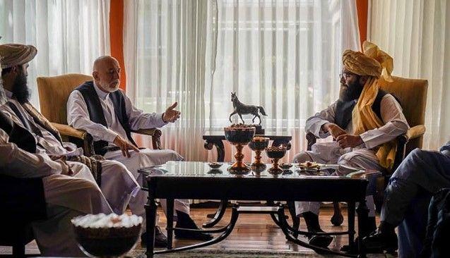 ISI, pakistan help taliban win afghanistan - Satya Hindi