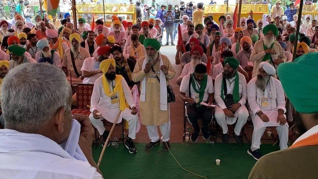 Opposition on Pegasus row farm laws 2020 issues - Satya Hindi