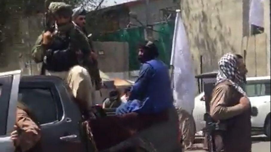 terror activity increased in jammu kashmir after taliban take over afghanistan - Satya Hindi