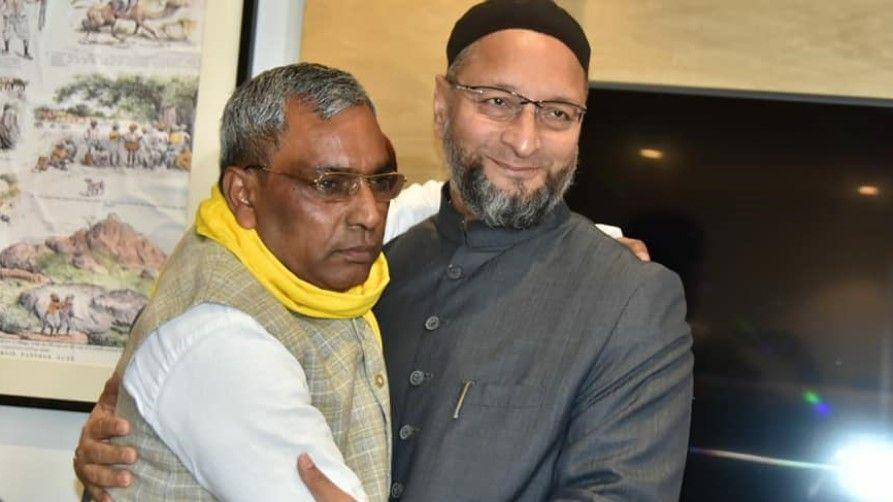 Asaduddin Owaisi Aimim in UP Assembly Election 2022 - Satya Hindi