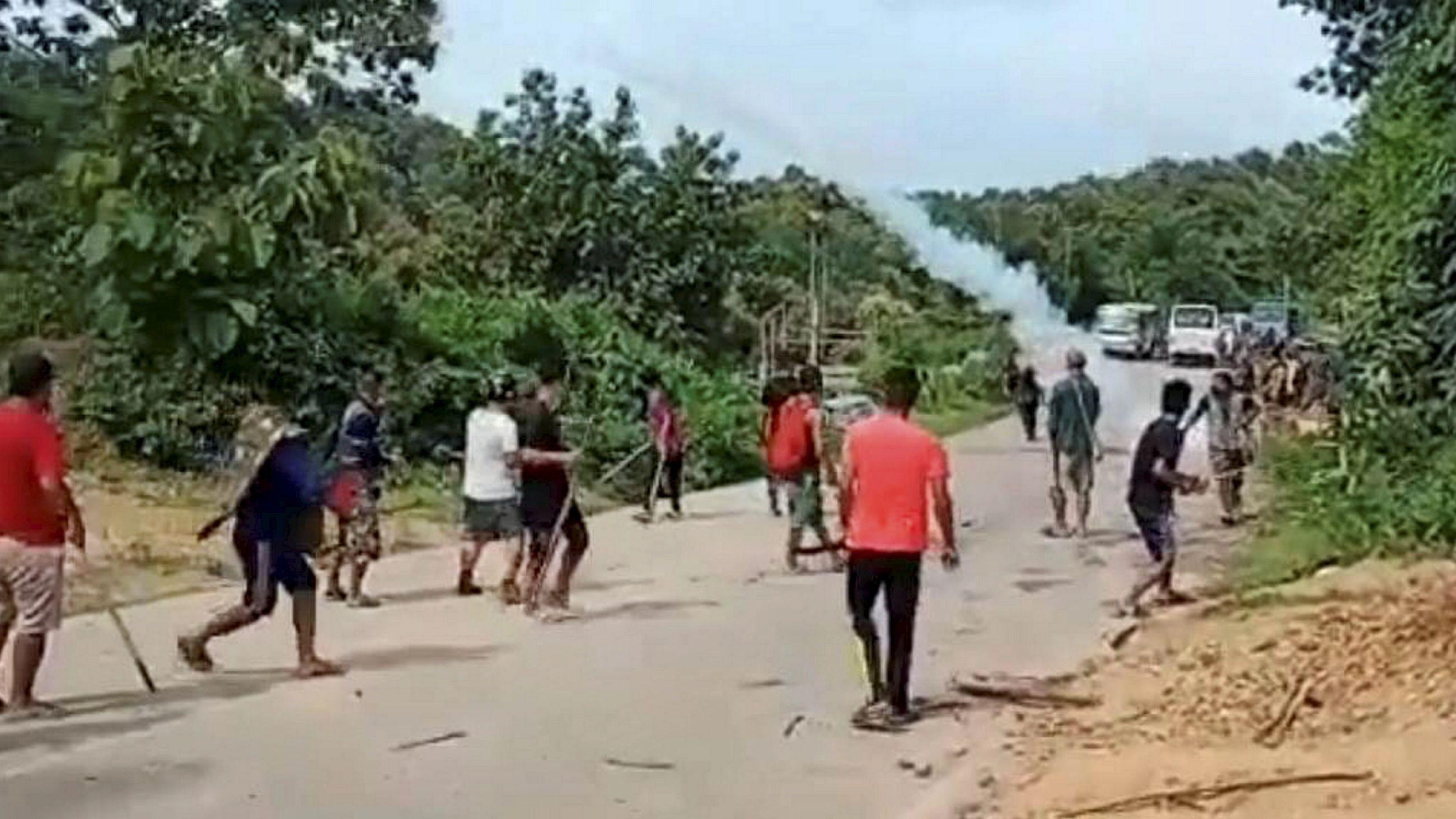 Assam-Mizoram dispute : North-East BJP MPs Meet Modi - Satya Hindi